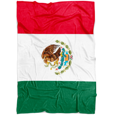 Dreaming with Mexico Fleece Blanket