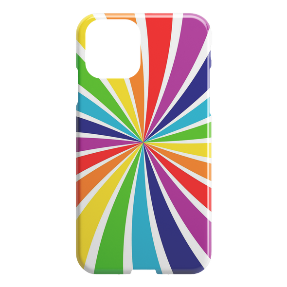 Feeling Rainbow iPhone case