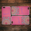 Blessed Mandala iPhone Case