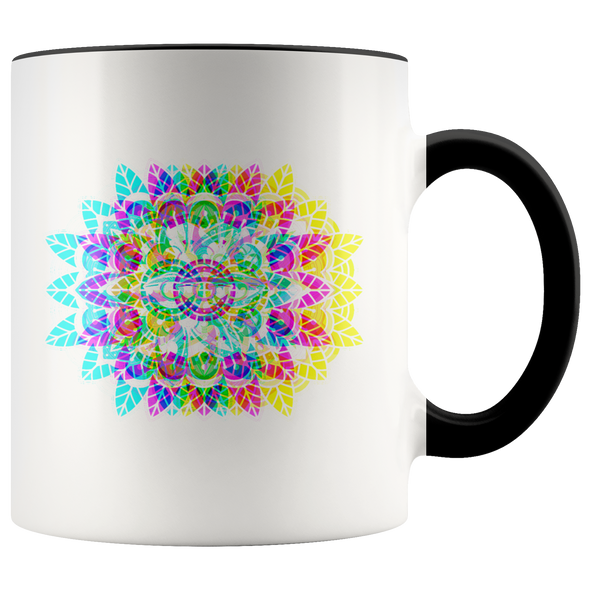 Mystical Eye 11oz Accent Mug