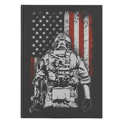 We Honor Those Who Served Journal