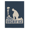 Honor The Sacrifice Journal
