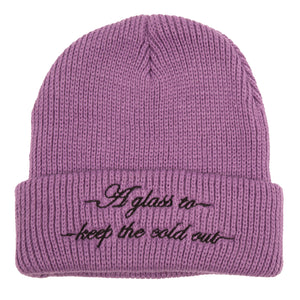 PASS~PORT - COLD OUT BEANIE LAVENDER