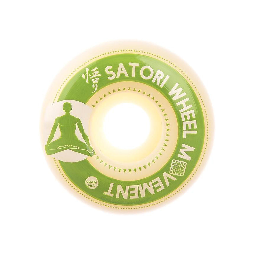 SATORI - MEDITATION SERIES - GREEN 55MM 98A