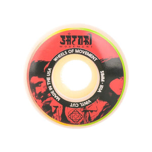 SATORI - VINYL SERIES - RED 51MM 101A
