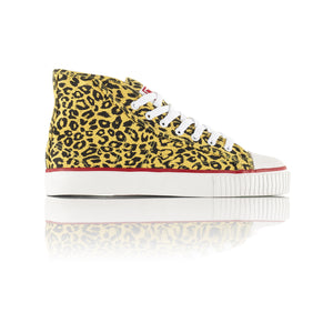 WARRIOR WB-050 LEOPARD YELLOW