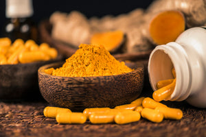 CURCUMIN'S INFLUENCE ON CYTOKINE STORM