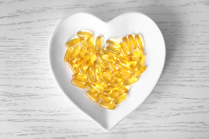 Fish oils improve heart function post heart attack