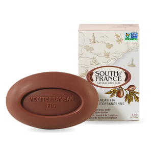 Mediterranean Fig Bar Soap - South of France - 6 oz