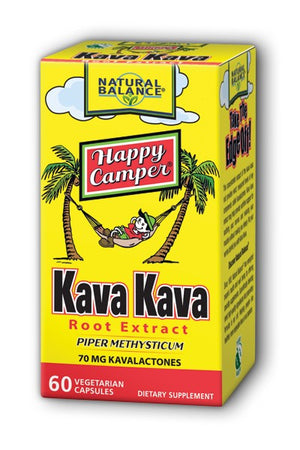 A bottle of Natural Balance Kava Kava Root Extract