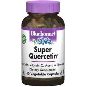 A bottle of Bluebonnet Super Quercetin®