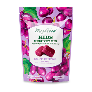 Package for Megafood Kids Multivitamin Soft Chews
