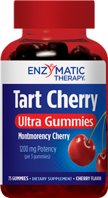 Enzymatic Therapy Tart Cherry Ultra Gummies