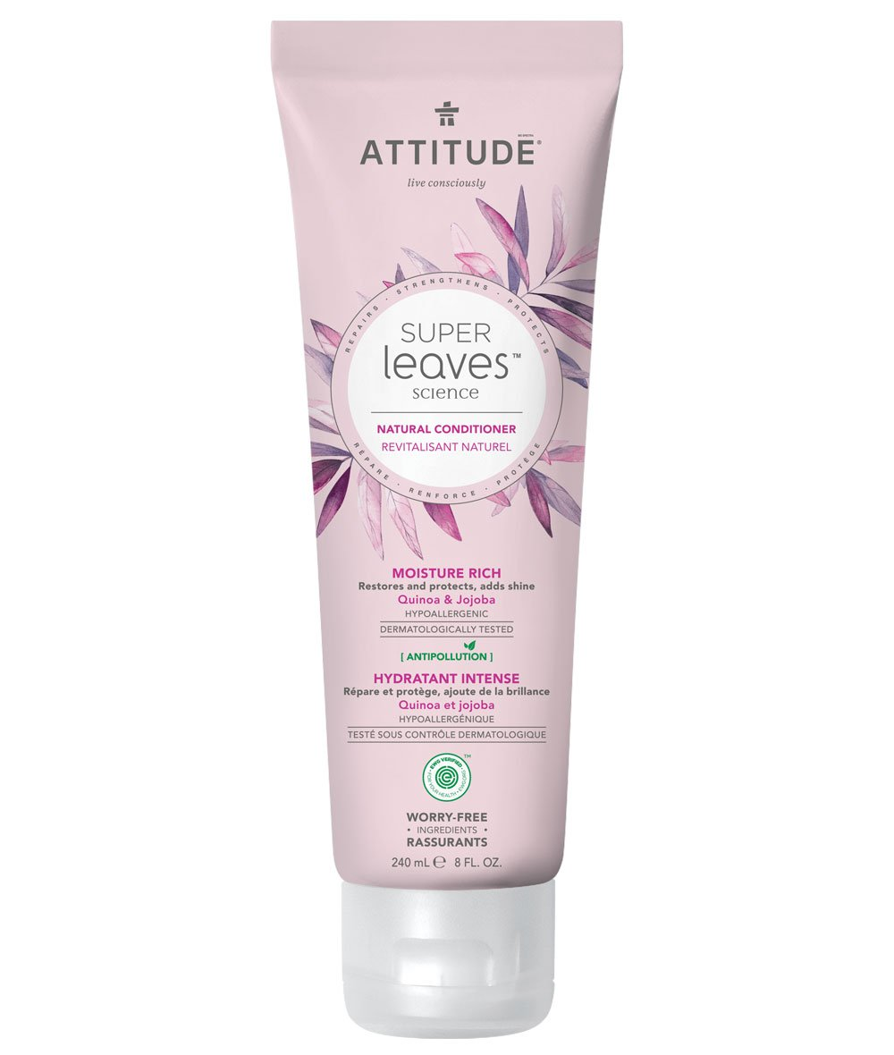 Natural Conditioner - Moisture Rich - Attitude