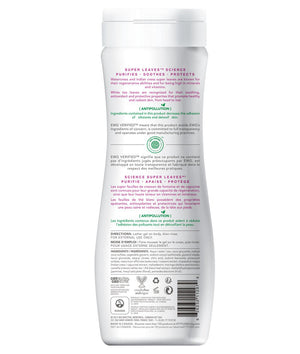 Soothing Body Wash - White Tea Leaves - Attitude