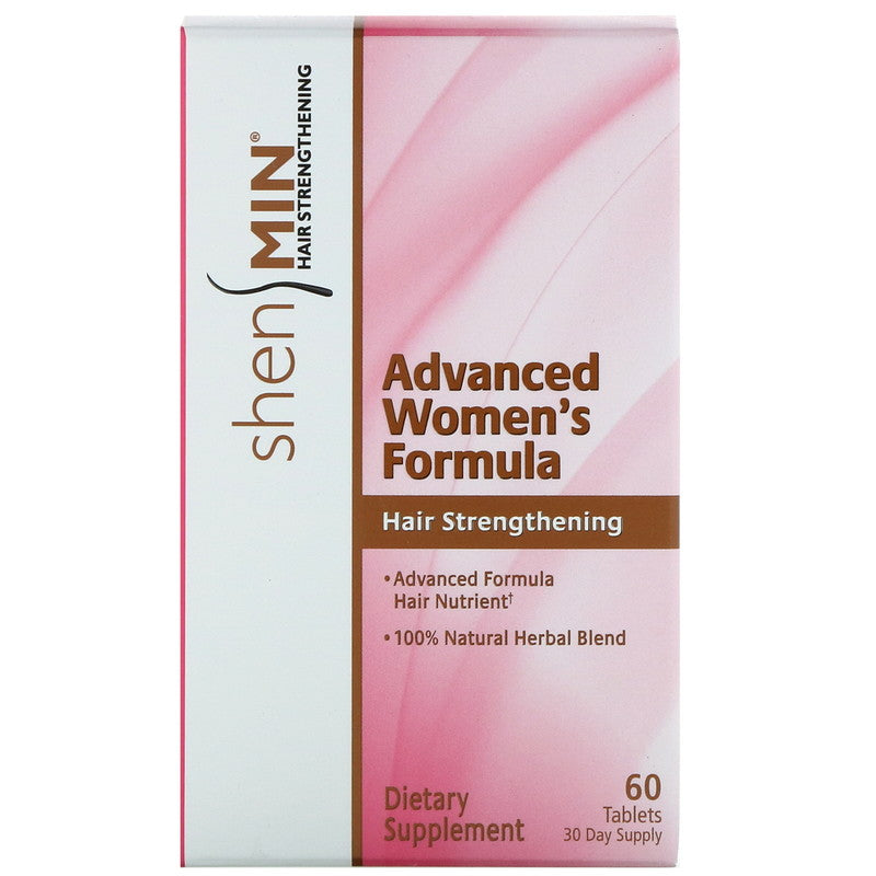 A package of Natrol Shen Min Advanced Women's Formula
