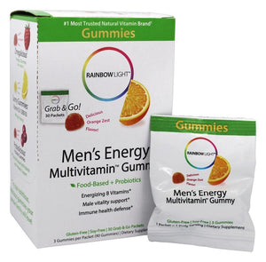 Men's Energy Multivitamin Gummies