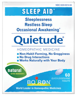 A package of Boiron Quietude®