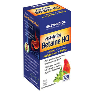 Package of Enzymedica Betaine HCl