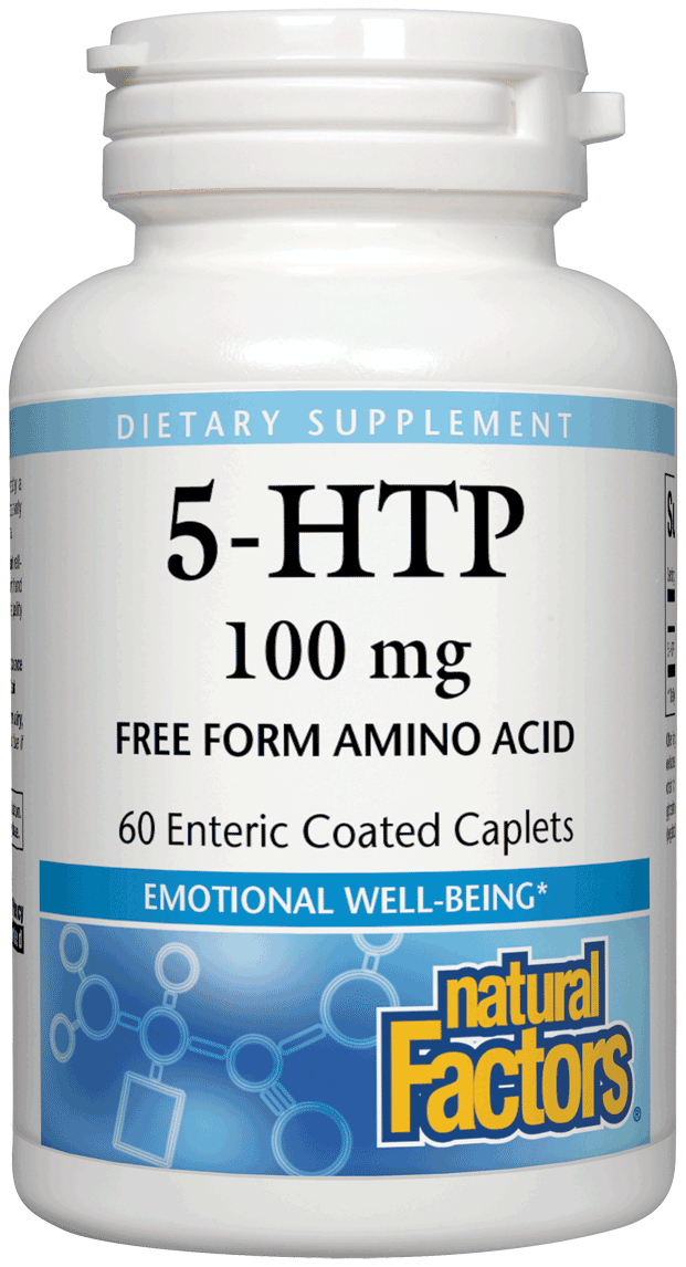 5-HTP 100 mg Enteric Coated