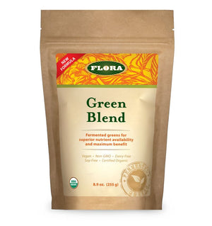 A package for Flora Green Blend