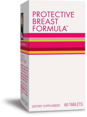 A package of Nature's Way Protective Breast Formula™
