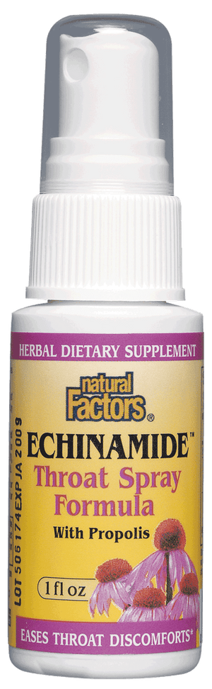 Echinamide Throat Spray with Propolis