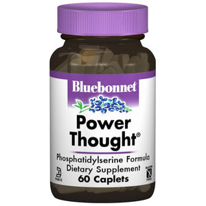 A bottle of Bluebonnet Power Thought®