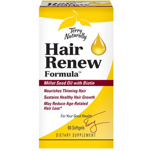A package of Terry Naturally Hair Renew Formula™