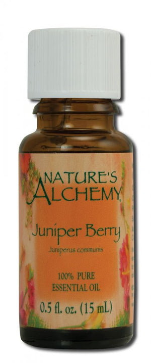 Essential Oil Juniper Berry .5 oz - Nature's Alchemy