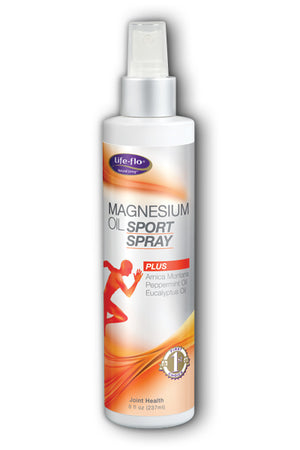 Magnesium Oil Sport Spray - Life-flo