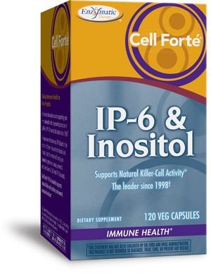 A package of Enzymatic Therapy Cell Forté® IP-6 & Inositol