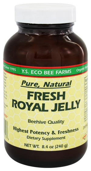 Fresh Royal Jelly - Y.S. Organic Bee Farms