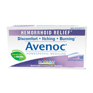 Avenoc® Suppositories