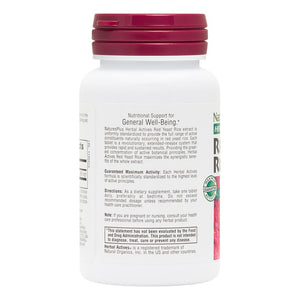Herbal Actives Red Yeast Rice 600 mg Extended Release Tablets