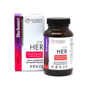 Intimate Essentials For Her Sexual Response & Libido Boost