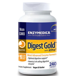 A bottle of Enzymedica Digest Gold™