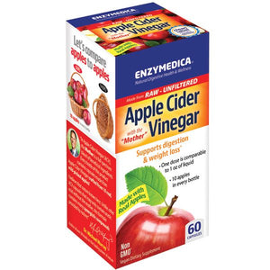 Package for Enzymedia Apple Cider Vinegar