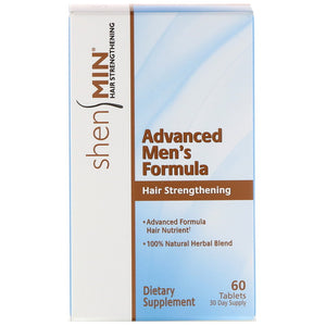 A package of Natrol Shen Min Advanced Men's Formula