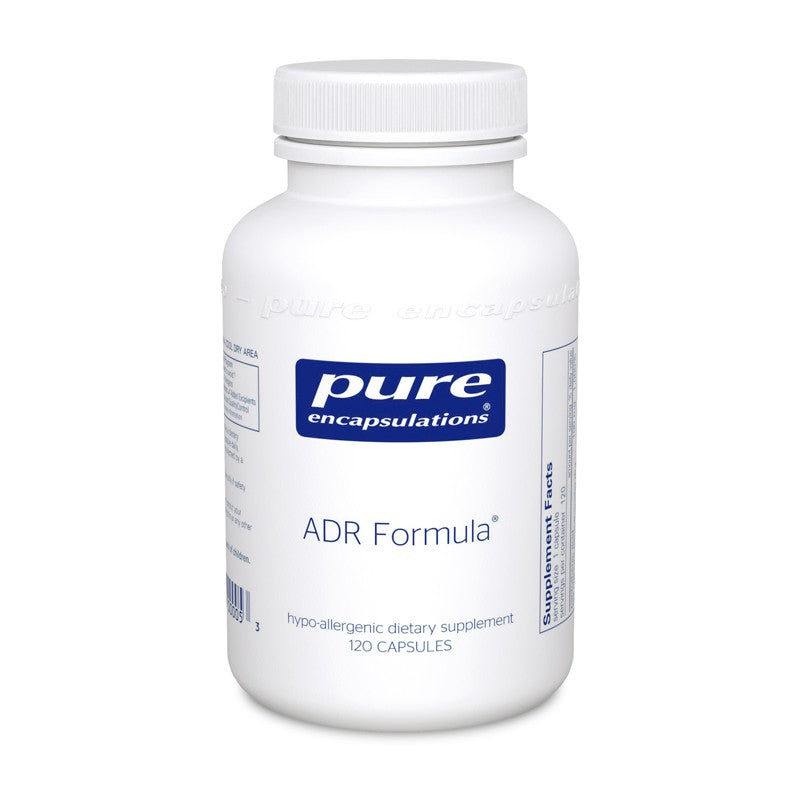 A bottle of ADR Formula