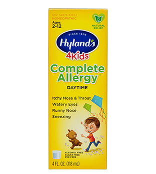 Complete Allergy 4 Kids Hylands