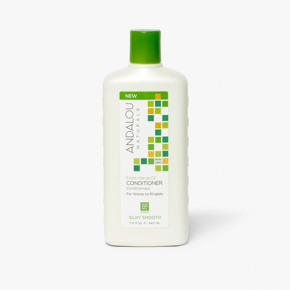 Exotic Marula Oil Silky Conditioner - Andalou Naturals - 11.5 fl oz