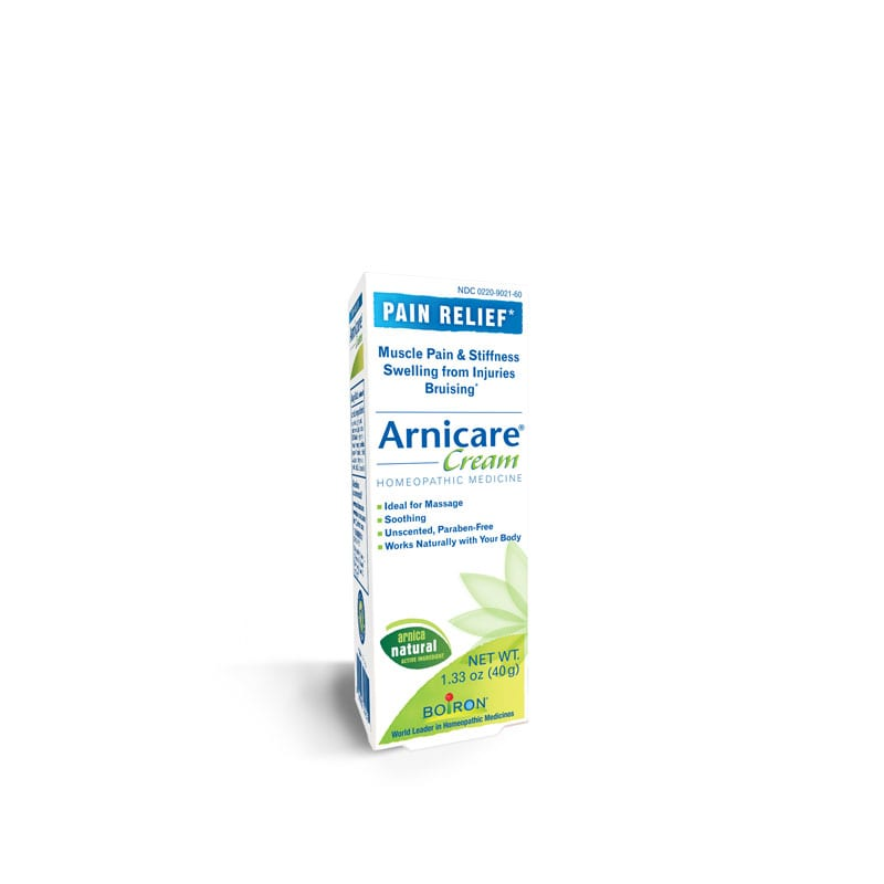A package for Boiron Arnicare® Cream