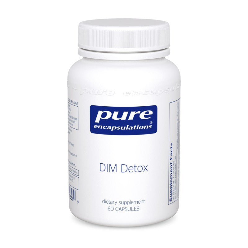 A bottle of Pure DIM Detox