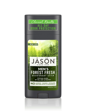 A Jason Men's Stick Deodorant Forest Fresh Deodorant Stick