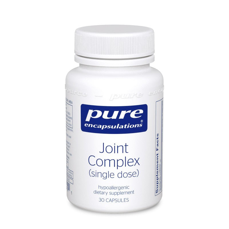 A bottle of Pure Joint Complex (single dose)‡