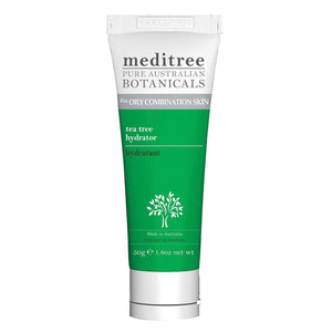 A tube of MediTree Tea Tree Hydrator