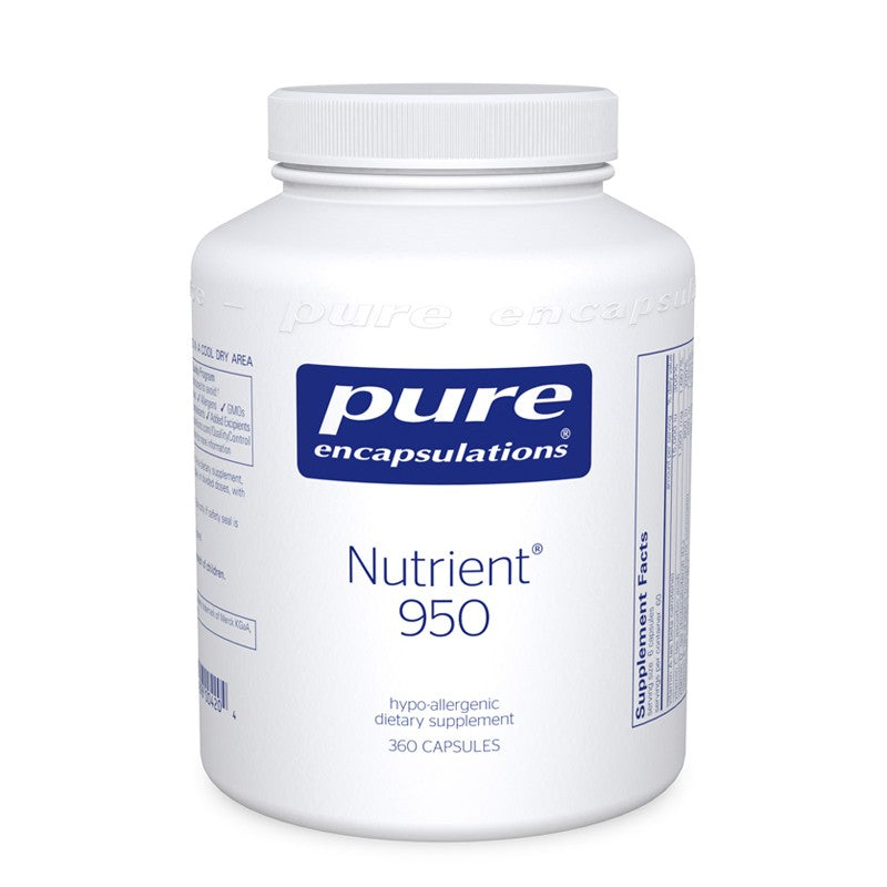 A jar of Pure Nutrient 950®