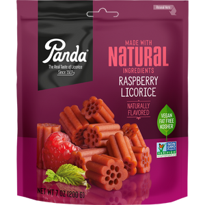 Natural Raspberry Licorice