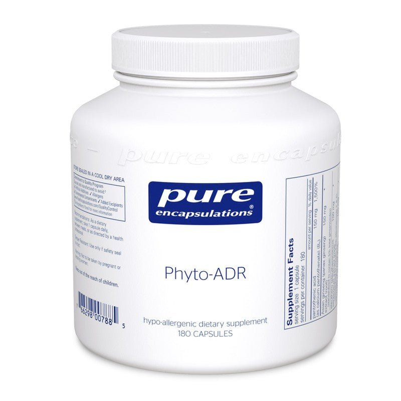 A jar of Pure Phyto-ADR